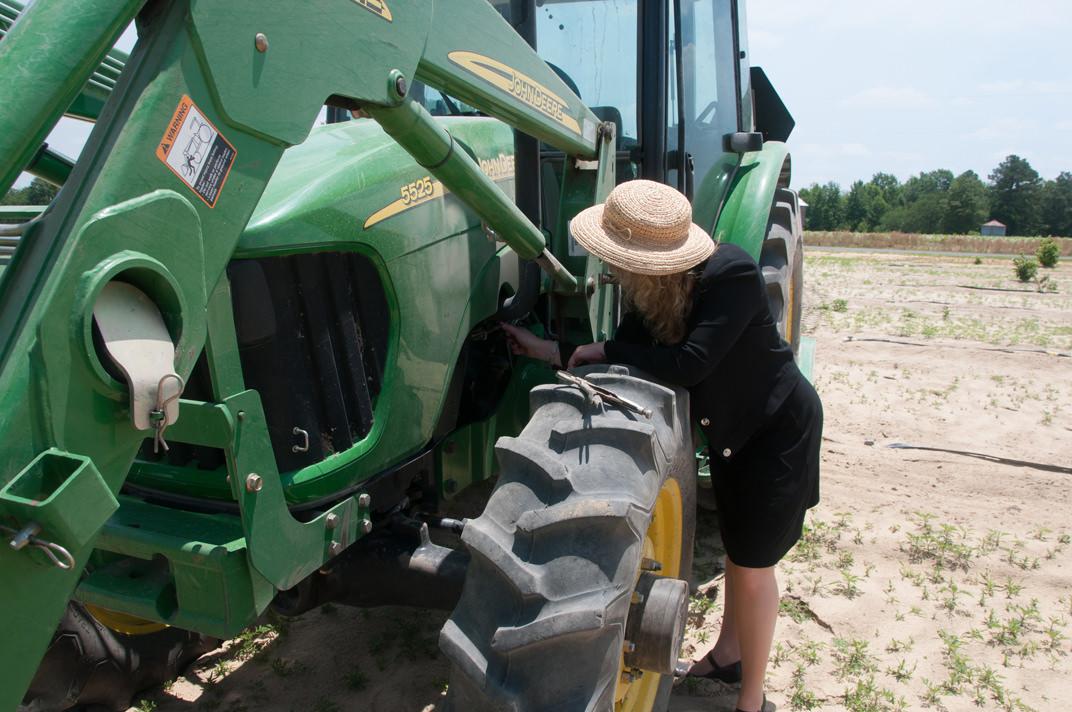 Farm maintenance