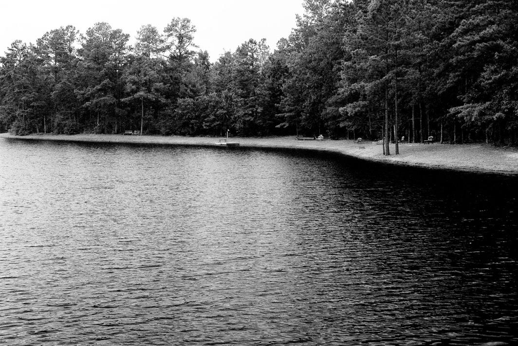 Lake at the Farm