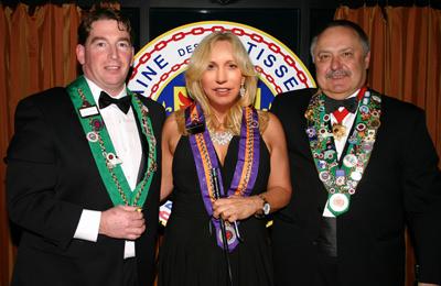 Susan Rice Chaine de Rotisseurs induction