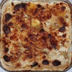 Truffled Potato Gratin