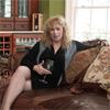 Susan Alexander at home