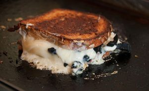 Truffled cheese sandwich